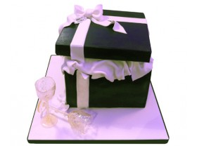 SUGAR GLASS GIFT BOX