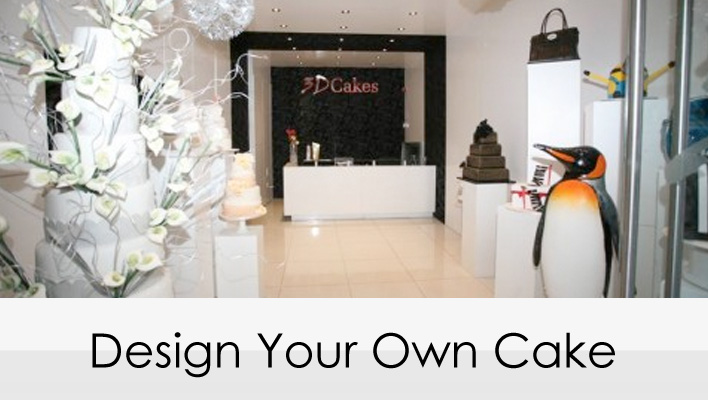 Design Your Own Cake Box : Occasion Cakes By 3D Cakes