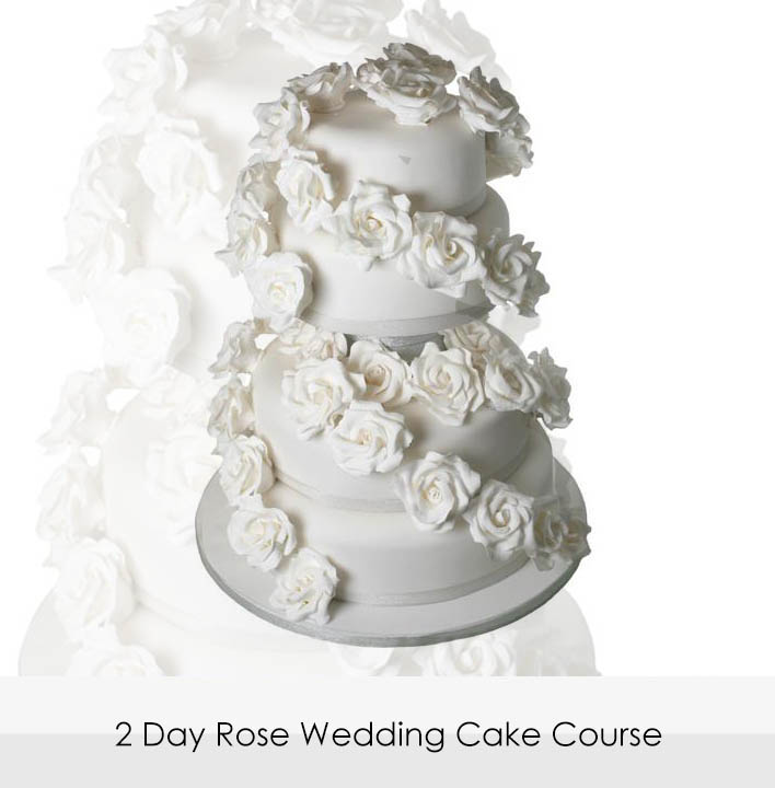 Wedding Cake Class: Class Bookings By 3D Cakes