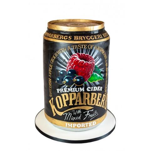 KOPPARBERG CAN