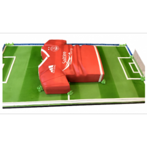 FOOTBALL STRIP & PITCH