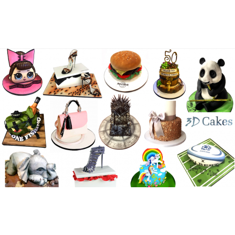 CAKE MASTERCLASS GIFT PACK - Perfect Christmas Gift