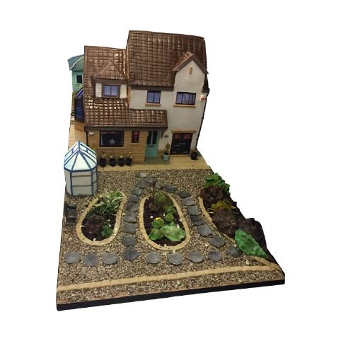 HAVE YOUR HOME & GARDEN MADE IN CAKE!