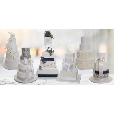 Classic Wedding Cake Voucher