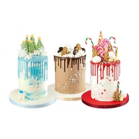 Christmas Drip Cake Voucher
