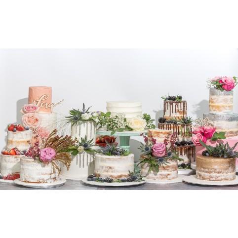 Petite Celebration or Wedding Cake Voucher