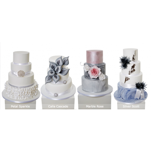 Deluxe Wedding Cake Voucher