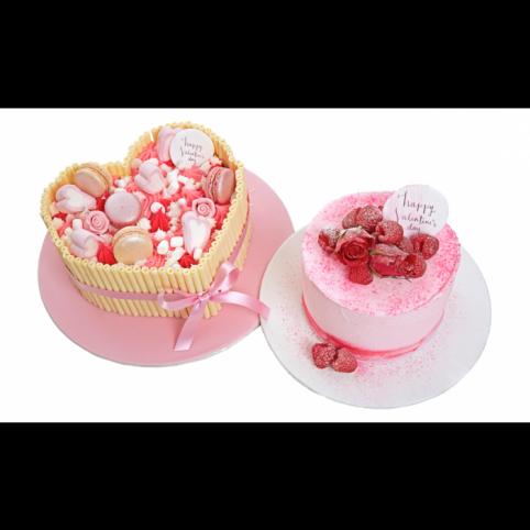 Gourmet Valentine's Cake Voucher