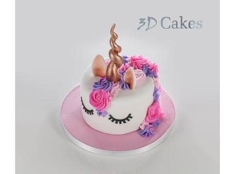 UNICORN SPARKLE By 3D Cakes