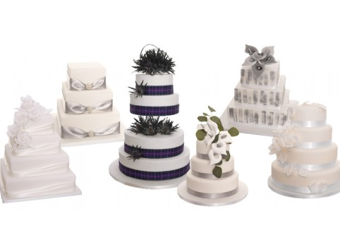 Pure Collection Wedding Cake Voucher