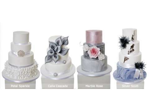 Deluxe Wedding Cake Voucher