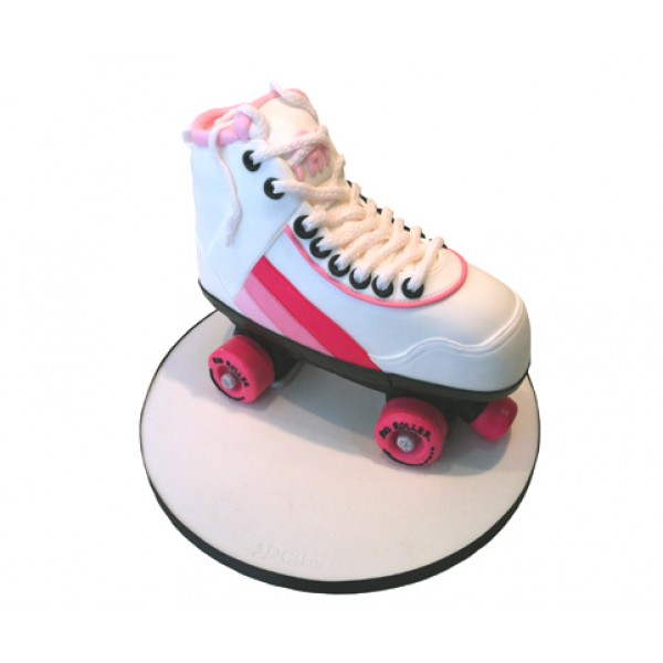 roller skate by 3d cakes. Black Bedroom Furniture Sets. Home Design Ideas