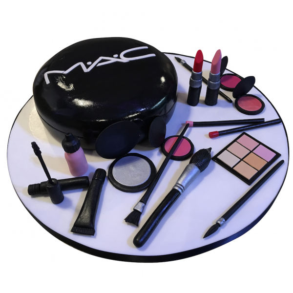 Fantastic Mac Make Up By 3D Cakes Personalised Birthday Cards Sponlily Jamesorg