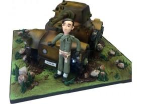 WW2 ARMY TANK
