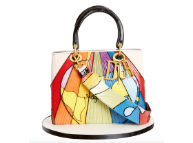 DIOR WORLD STYLE HANDBAG