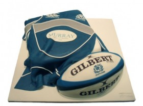 RUGBY BALL & STRIP